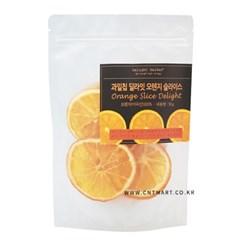 딜라잇가든 저온건조 과일칩 오렌지 슬라이스 50g
