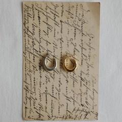 Vintage Ring Earring