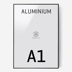 에이모노 A1 액자 - 블랙