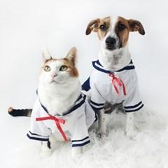 Miyopet 세라복 고양이옷 강아지옷 코스튬 할로윈