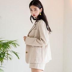 [로코식스] note linen jacket/자켓_(656339)
