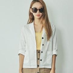 [로코식스] natural cotton jacket/자켓_(657626)