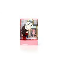 펀치 미니하우스-원더우먼, Punchy-lego minifigure house, 펀치