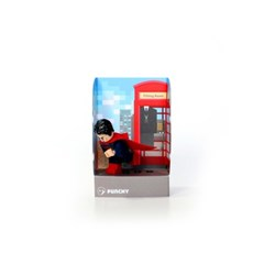 펀치 미니하우스-슈퍼맨, Punchy-lego minifigure house, 펀치