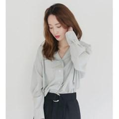 loosefit sailor blouse