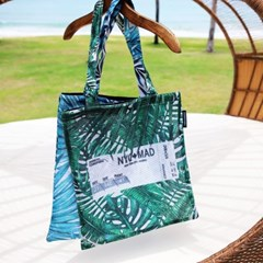 ALL MESH TROPICAL BAG