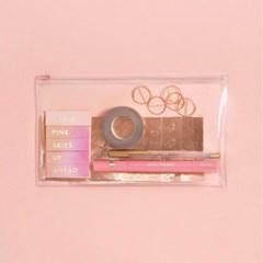 agenda starter pack - rose gold