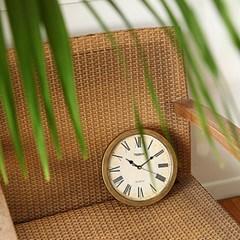 빈티지 세이프클락(금고시계)