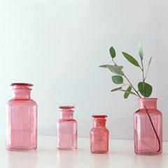 핑크 시약병(250ml)
