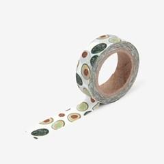 Masking tape single - 104 Avocado