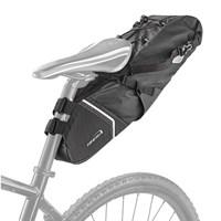 아이베라 6리터 백로더 방수 자전거 안장 가방 대만산