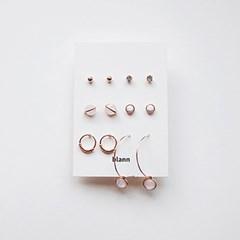 Delight earring set