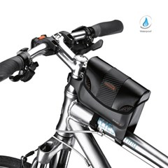 사이클 MTB용 완전방수 경량 자전거 탑튜브 가방