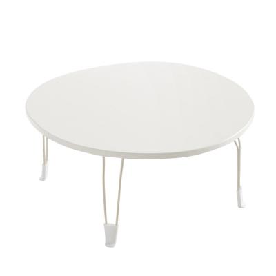 조약돌 둥근 테이블