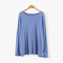 [New] Soft Loose T-shirt (3-color)