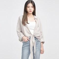 knot crop linen shirts_(693193)