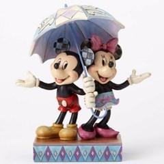 우산 속 미키와 미니 (4054280)