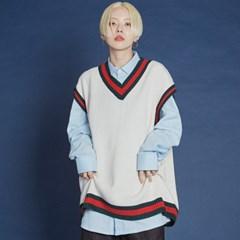 school vest (2 color) - UNISEX_(697463)