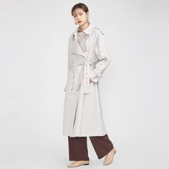 classic mood boxy fit trench coat_(697228)
