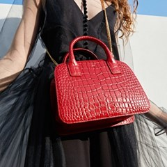 GRACE TOTE BAG_RED