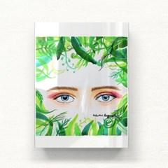 Natural eyes 2 아크릴 일러스트 그림액자by이그린(271564)