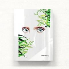 Natural eyes 아크릴 일러스트 그림액자by이그린(271507)