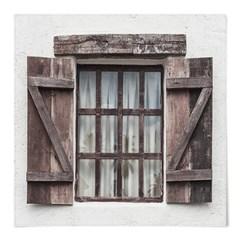 패브릭 포스터 S032 벽 가리개 커튼 프렌치 윈도우 no.8