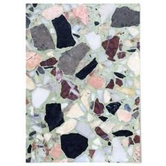패브릭 포스터 F055 패턴 바란스 커튼 테라조 no.1