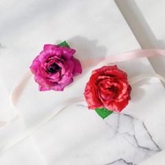 들장미 브라이덜샤워 꽃팔찌 (기획특가)_(515912)