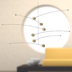Flensted Mobiles - Futura, Natura (플렌스테드 퓨쳐 모빌 내추럴)
