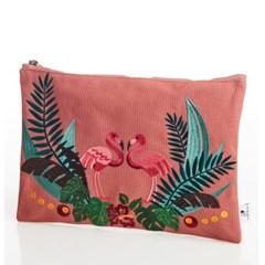 D205 PIA Clutch bag (pink)