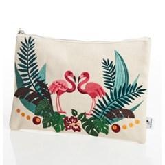 D205 PIA Clutch bag (white)