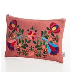 D204 PIA Clutch bag (pink)