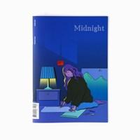 미드나잇 (Midnight) 아트북 & 컬러링북