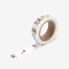 Masking tape single - 109 Athlete