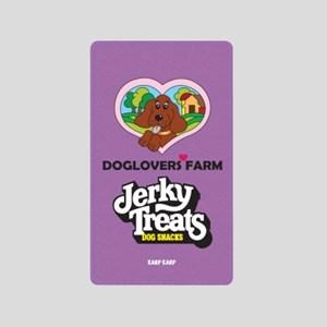 [어프어프]Dog love-purple 보조배터리 mah2500/mah5000