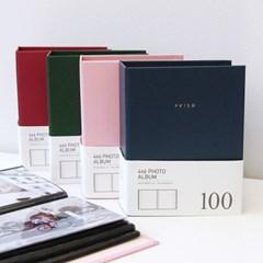 프리즘 4X6 포토 앨범(100포켓)