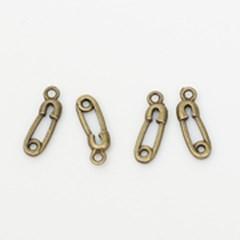 금속참장식 - 옷핀(6개)[1164]