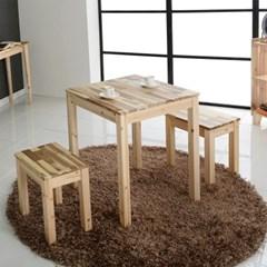 테네로600×600 삼나무 아카시아 원목 티테이블