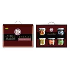 선물세트 프리미엄 소컵 5종 견과선물세트C