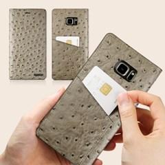 모티모 노트8 아이폰8 LG Q8 V30 (루이스B/타조엠보) S8 슬림형
