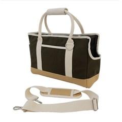 Shoulder Carry Bag - kaki