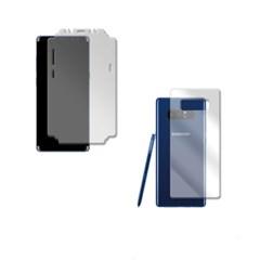 삼성 갤럭시노트8 FULL라운드(2매)+유광후면필름(2매)