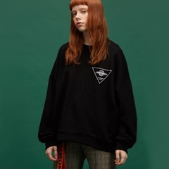 PLANET SWEATSHIRT BK