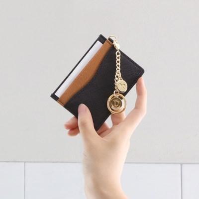 [별자리키링 포함] D.LAB K3 Simple Card Wallet 6 Color