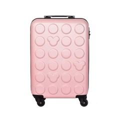 [디즈니] 미키마우스 블럭캐리어 기내용 20형 핑크