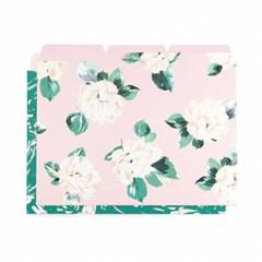 get it sorted file folder set, marble/lady of leisure