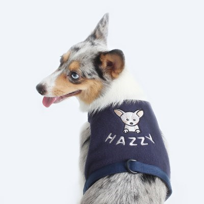 costom easy harness (navy)