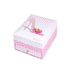 POPPY SHOE - FLAT JEWELLERY BOX (CSP013)