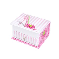 POPPY SHOE - SMALL TRINKET BOX (CSP014)